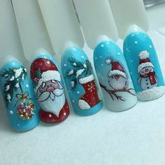 Новости nail art design gallery nail designs coffin nail designs for short nails 2019 kiss nail stickers nail art stickers walmart nail art stickers online Nail Art Noel, Xmas Nail Art, Christmas Gel Nails, Holiday Nail Art, Christmas Nail Art Designs, Winter Nail Designs, Christmas Treats, Christmas Christmas, Christmas Recipes