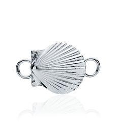 CBStark Jewelers - Chilmark Scallop Shell Changeable Bracelet Top in sterling silver, $75.00 (http://www.cbstark.com/collections/chilmark-scallop-shell-changeable-bracelet-top-in-sterling-silver/)