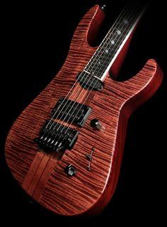 Caparison TAT Special CL14 Electric Guitar Trans Rose