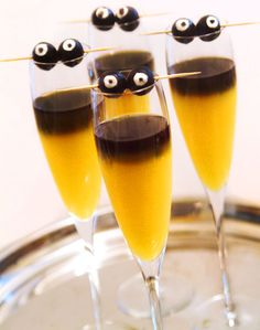 Silly/Sophisticated HalloweenCocktails - Blog - Home entertaining and party planning ideas from a Chicago hostess