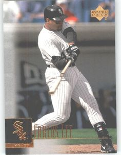 2001 Upper Deck 133 Carlos Lee - Chicago White Sox (Baseball Cards) >>> Check this awesome product by going to the link at the image.