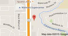 Map of La Quinta Inn & Suites Houston Channelview