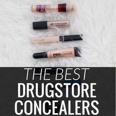 Beauty blogger Meg O. On The Go shares the 7 best drugstore under eye concealers and has got you covered, from under eye darkness to blemishes! Read more!