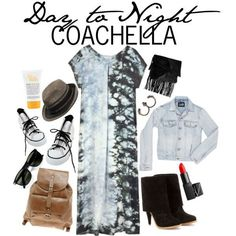 Inspiration look Day to night : How To Wear Day to Night Coachella Outfit Idea 2017  Fashion Trends Ready To We
