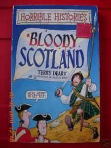 """""""Bloody Scotland (Horrible Histories Special)"""""""