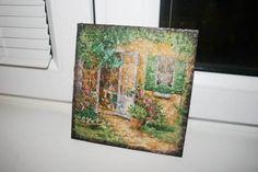 DIY Unique Mosaic Painting from Eggshell   iCreativeIdeas.com