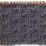 The Double Alternate Andalou Stitch :: Knitting Stitch #76 :: New Stitch A Day
