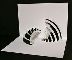 Resultado de imagem para pop up book art