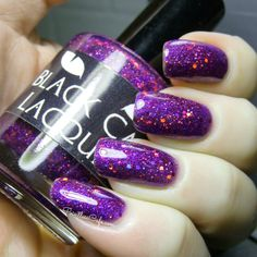 Black Cat Lacquer Candy is Dandy: Exclusive for A Box Indied for February | Pointless Cafe