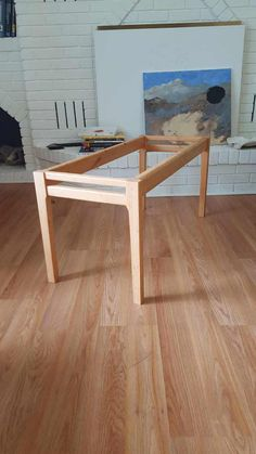 How to Create a Danish-Cord Seating Surface - Handmade Furniture, Diy Furniture, Furniture Design, Diy Wood Projects, Home Projects, Plastic Adirondack Chairs, Diy Bench, Interior Design Living Room, Outdoor Chairs
