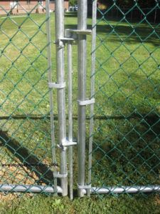 chain link fence rolling gate parts. Chain Link Fence Rolling Gate Wheel Carrier -Rubber 6\ Chain Link Fence Rolling Gate Parts T