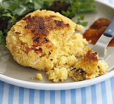 A new way to serve couscous for a tasty mid-week meal