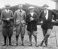 golf style in the 1920s - Google Search
