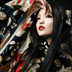 Japanese Geisha #Japan, #beauty, #pinsland, https://apps.facebook.com/yangutu/