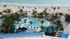 An Inside Look at the Margaritaville Beach Resort in Hollywood Beach  #Florida #Travel #Resort