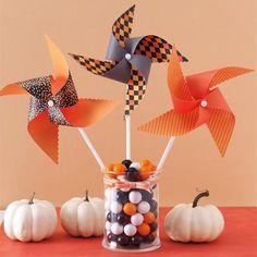 Halloween Pinwheel Kit from The TomKat Studio
