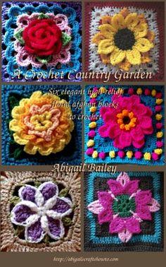 Transcendent Crochet a Solid Granny Square Ideas. Inconceivable Crochet a Solid Granny Square Ideas. Motifs Granny Square, Crochet Motifs, Crochet Blocks, Granny Square Crochet Pattern, Crochet Flower Patterns, Crochet Squares, Crochet Flowers, Crochet Stitches, Knit Crochet