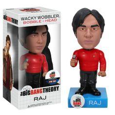 Star Trek Big Bang Theory: Raj Wacky Wobbler. $13.97.