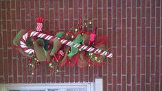 Christmas Deco wreath