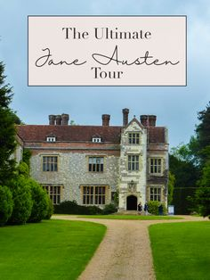The Ultimate Jane Austen Tour: From Birth to Death Places To Travel, Places To See, Sydney Gardens, Moving To Ireland, Tours Of England, Literary Travel, Hampshire England, English Countryside, Travel Goals