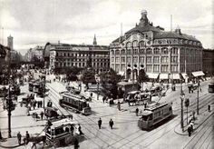 Der Alexanderplatz im Somer 1906 East Germany, Berlin Germany, Old Pictures, Old Photos, Vintage Photos, Berlin Alexanderplatz, Berlin City, Berlin Berlin, The Second City