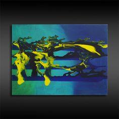 Acrylmalerei - Originale abstrakte Kunst, Bilder, Gemälde, Bild 6 - ein Designerstück von BrigitteKoenig bei DaWanda