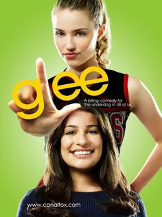 Glee Rachel And Quinn Photo by elle_ela | Photobucket