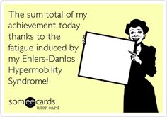 #eds #pots #chronicillness ehlers danlos syndrome