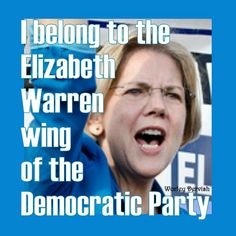Instead of DLC Democrats who want to cut Social Security, Elizabeth Warren says it is time to expand it!