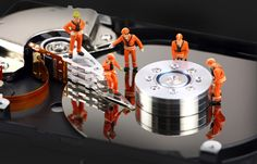 Various problems that you experience with hard drives and how data recovery software will be helpful