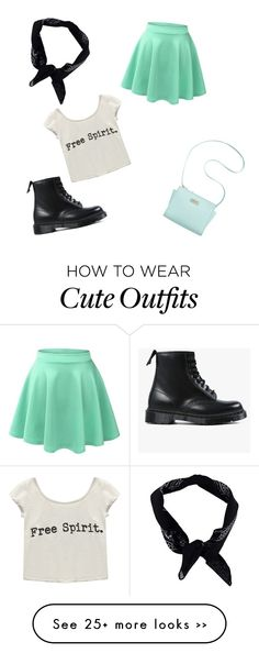 """Cute Summer Outfit"" by mead104 on Polyvore"