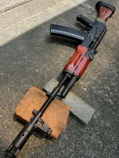 aohate custom! :次世代AKS74N