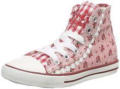 Krüger MADL 4182, Mädchen Hohe Sneakers, Rot (rot 9), 29 EU - http://on-line-kaufen.de/krueger-madl/29-eu-krueger-madl-maedchen-4182-hohe-sneakers-2