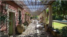 terasz, mediterrán parasztház - Luxusházak, lakások Pergola, House, Home, Outdoor Pergola, Homes, Houses