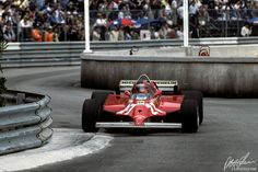 Gallery: Three great GPs won by Gilles Villeneuve