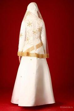 Мусульманское свадебное платье оренбург