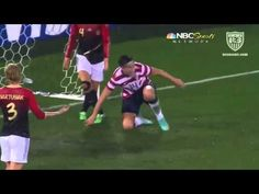 24-10-2012 - USA 2-2 Germany (Women) Highlights - Friendly