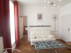 Marais designer 1BR, close to everything, up to 4 guest - Saint-Gervais Paris Airbnb, Open Market, King Bedroom, Washer And Dryer, Second Floor, Everything, Design, Washing And Drying Machine