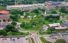 University of Mary Hardin-Baylor, Belton, TX