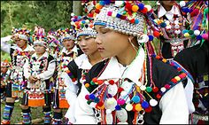 The Blang Ethnic Group