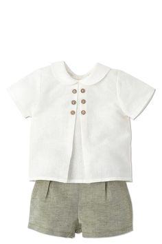 Pin on clothes, Baby Boy Dress, Cute Baby Boy Outfits, Baby Girl Dresses, Baby Clothes Patterns, Baby Kids Clothes, Clothing Patterns, Baby Boy Fashion, Kids Fashion, Kids Dress Wear
