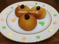 ViLDAN`IN MUTFAGI: İRMİKLİ TATLI