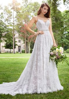 Hottest Martin Thornburg A Mon Cheri Collection Wedding Dresses 2019 My Stylish Zoo Boho