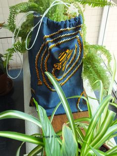 African beach bag by kuutungas on Etsy