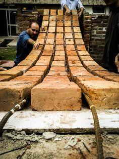 Experiência pedagógica na Argentina: novas possibilidades de construção com alvenaria armada,© Gonzalo Viramonte