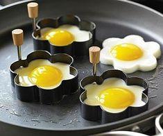 Flower Shaped Egg Mold
