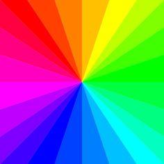 Rainbow Square clip art - vector clip art online, royalty free ...