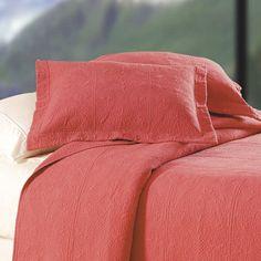 Blush Matelasse Luxury Quilt   Atlantic Linens