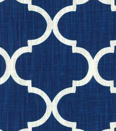 Home Decor  Print Fabric- Richloom Studio  Bravo Marina