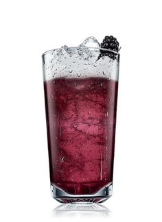 Blackberry Punch Cocktail